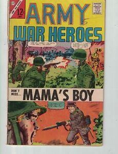 1967 Army War Heroes #19   Mama's Boy