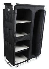 Royal Camping Wardrobe Medium With 4 Shelves & Hanging Compartment