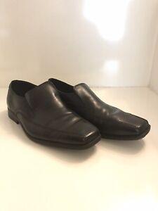 Clarks Mens Shoes Size 7 G Black
