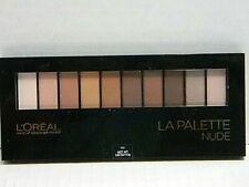 LOreal Paris Colour Riche La Palette Eye Shadow, 0.62 oz.