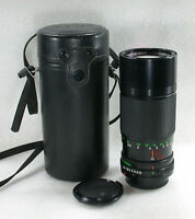 Canon FD 70-150mm F14.5 Manual Focus Zoom Lens No. 181963