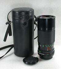 Canon FD 70-150 mm F14.5 Manual Focus Zoom Lens nº 181963
