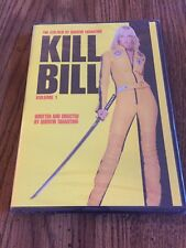 Kill Bill: Vol 1 (Dvd) Brand New (Region 1 Ntsc) Uma Thurman, David Carradine