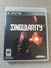 Singularity - PlayStation 3 - Complete and Tested - PS3 - Free Shipping