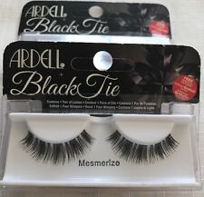 "Ardell Black Tie""MESMERIZE""False Eye Lashes-Adhesive Included- New Sealed"