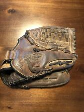 Easton NES125 Ideal Fit Steer Hide Baseball Glove Mitt 12.5""