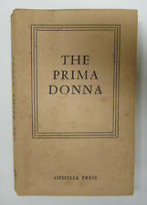 THE PRIMA DONNA Ophelia Press/ Olympia Press Vintage Erotica. 1st Edition. 1960.