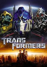 DVD • Transformers (2007) MEGAN FOX MICHAEL BAY OPTIMUS PRIME ITALIANO