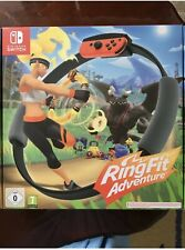 BRAND NEW Ring Fit Adventure Accessorise (Ring+ Leg  strap +Game )