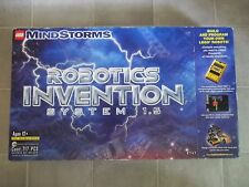 Lego 9747 Mindstorms ROBOTICS INVENTION SYSTEM 1.5 w/Box & Instructions NO CD