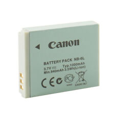 NB-6L Replacement Battery For Canon Powershot SX260 SX280 SX510 SX600 SX6 NB-6L