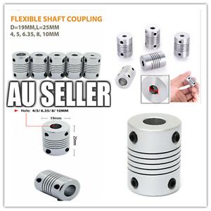 4,5, 6.35, 8, 10mm Flexible Coupling Shaft Coupler Motor CNC 3D Printer Stepper