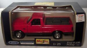Maisto 1/24 Scale 1993 Ford F-150 Pickup