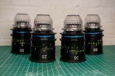 Hanse Innotech Celere HS Prime Lens Set (25mm/36mm/50mm/85mm) (VAT Registerred)