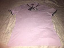 Armani Jeans AJ Polo Shirt Sz. Xl Man I Viola Chiaro 6JOVZ