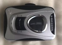 Durabrand AM/FM Cassette Player With Equalizer Model 1125