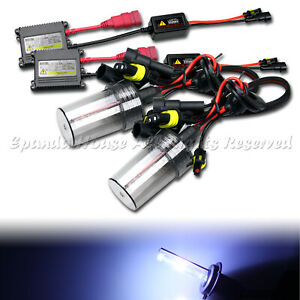 HIGH END DIY 35W 9006/HB4 SLIM HID KIT FOR LOW BEAM LIGHTS AC 10000K COOL BLUE