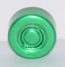13mm Aluminum Center Tear Serum Vial Seals Any Qty Green