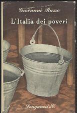 Giovanni Russo: L'italia dei poveri
