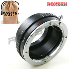 Roxsen Sony Alpha A AF mount lens To Fujifilm X-Pro1 FX Adapter camera