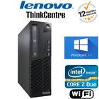 WINDOWS 10 LENOVO THINKCENTRE COMPUTER 4GB RAM 250GB DESKTOP SFF TOWER PC +WIFI
