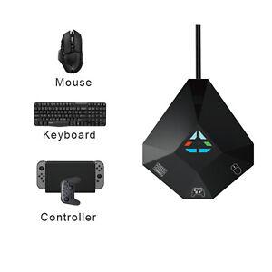 Tastatur Maus Konverter Adapter für Switch PS4 PS3 Xbox One/360 Game Controller