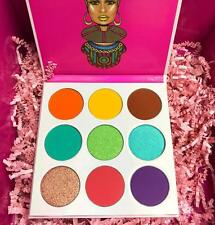 JUVIAS Place THE ZULU EYESHADOW PALETTE New In Box GUARANTEED AUTHENTIC