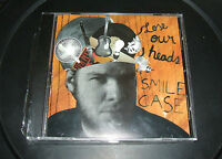 Smile Case - Lose Our Heads CD (2009, Blacktop) And Ruby Tuesday Kim Kelly NM