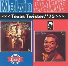 New: SPARKS,MELVIN: Texas Twister / '75 Import Audio CD
