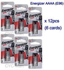 Energizer AAAA E96 4A Alkaline Battery half box12pcs registered post