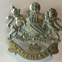 WW1 Manchester Regiment 5th volunteer Battalion Cap Badge
