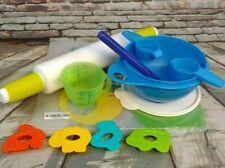 Tupperware New 11 Piece Kids in the Kitchen Substitute Prepping Set~(Read Below)