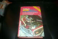 1974 CHILTONS BASIC AUTOMOTIVE CAR REPAIR SHOP SERVICE MANUAL ORIGINAL PRINT