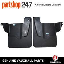Genuine Vauxhall Movano B Renault Master 3 Nissan NV400 Front Mudguards Mudflaps