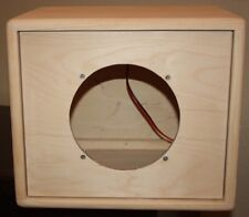 rawcabs 1x8 close back pine extension speaker cabinet