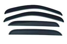 Door Visor-Vent Visors - Front & Rear Set - Smoke GM OEM 19172622