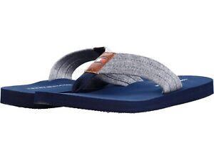 Man's Sandals Tommy Hilfiger Cyan2