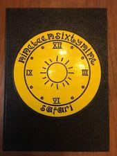 Spring Woods High School ORIGINAL 1969 yearbook Houston TX history genealogy