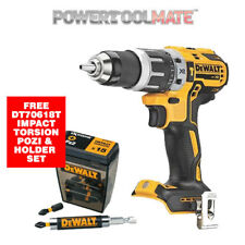 Dewalt DCN796N 18v Li-Ion XR Brushless Comb Drill-Naked c/w FREE DT70618 bit set