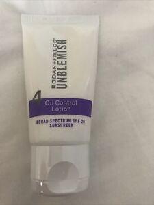 Rodan+fields Unblemish Oil Control Lotion