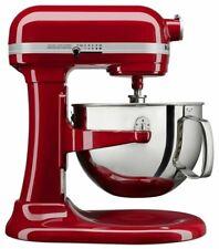 Refurbished KitchenAid Stand Mixer Pro 600 Series 6 Quart Bowl-Lift RKP26M1X Red