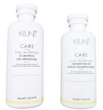 Keune Care Line - Vital Nutrition Shampoo and Conditioner Set