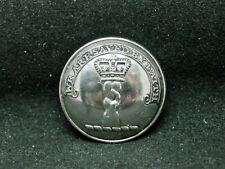 New Listing Cathcart Baronet Scotland Heart/Crown 23mm S/P Livery Button Williams 1797-1818