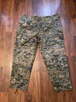 Tru-Spec Digital Woodland Camouflage BDU Cargo Pants Size