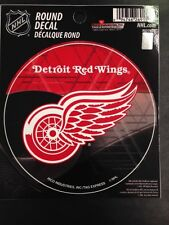 "NHL Detroit Red Wings 5"" Vinyl Decal Sticker"