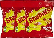 Starburst Original Bagm, 7.2 oz, 3 pk