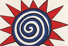 Alexander Calder - Spiral Sun