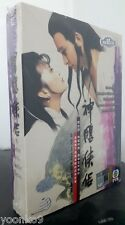 The Return Of The Condor Heroes (TV Series) English Sub _10 DVD _ PAL _Andy Lau