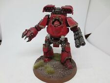 ForgeWorld World Eaters Contemptor Dreadnought with Upgrades Painted 30K G178