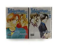 Ichigenme Anime Manga English Volumes 1 & 2  By Fumi Yoshinaga Explicit 18+
